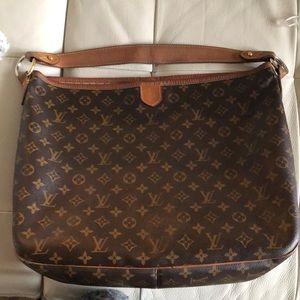 💯Auth Louis Vuitton Delightful MM